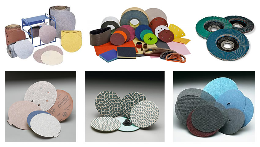 Coated Abrasives Products