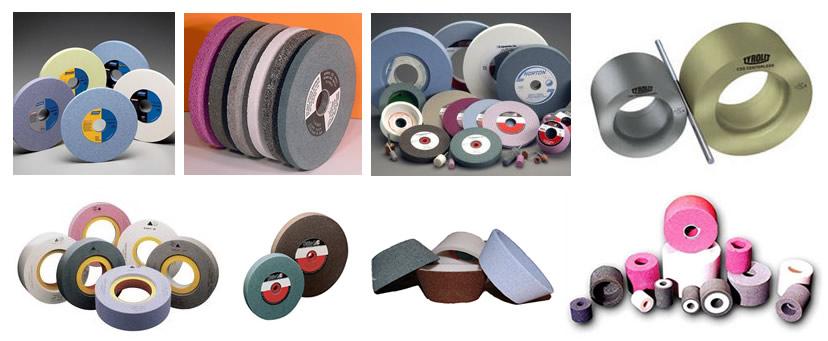 Vitrified & Resin Bond Grinding Wheels